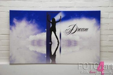 Foto op Canvas Dream