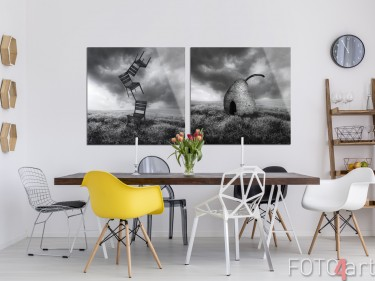 Foto Kombi Surrealismus auf Plexiglas