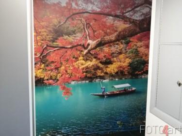 Fototapete Kyoto im Herbst
