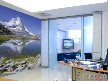 Fototapete Matterhorn
