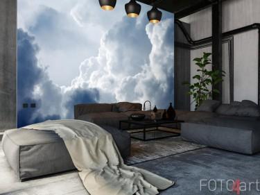 Fototapete Wolken