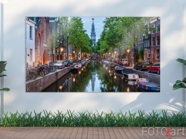 Gartenposter Amsterdam